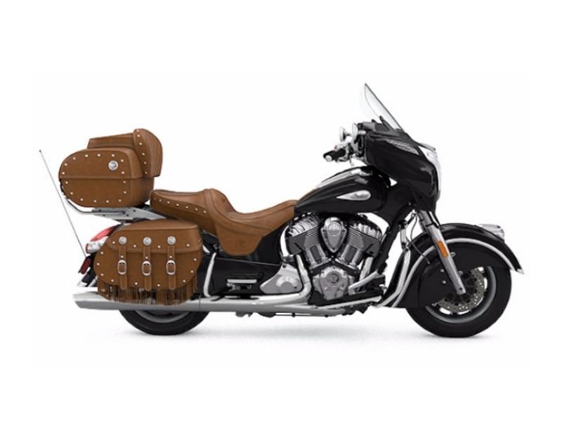 2017 Indian Motorcycle Roadmaster Classic Thunder Black