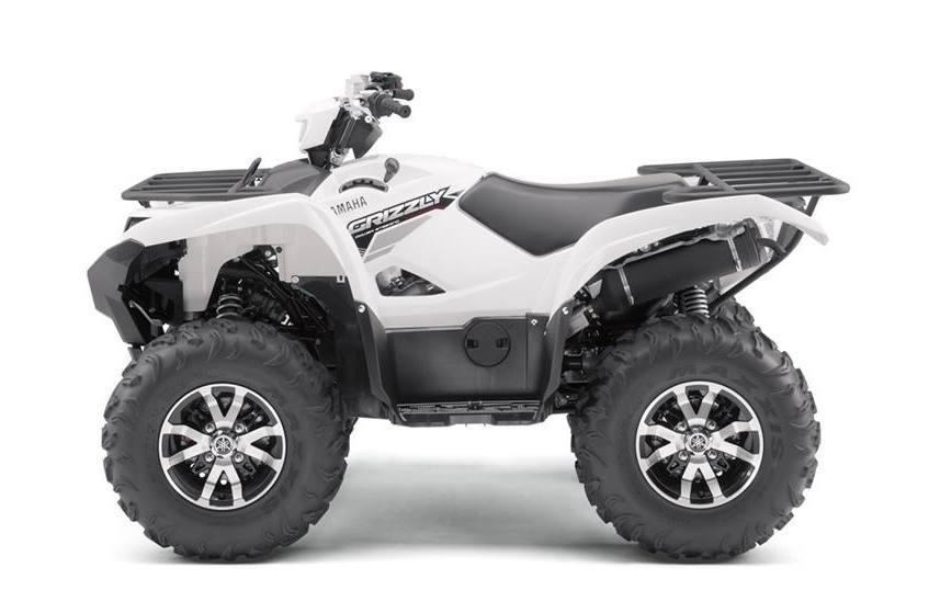 2017 Yamaha Grizzly EPS w/Aluminum Wheels