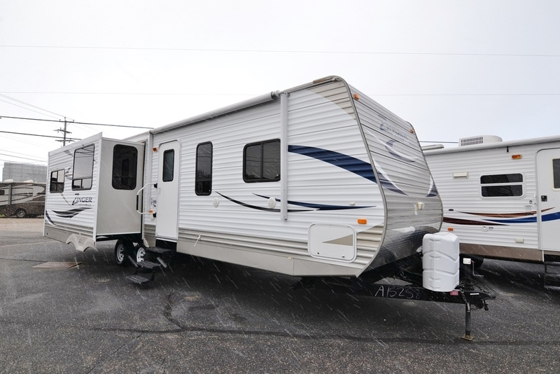 2012 Crossroads Rv Zinger ZT 320 RE