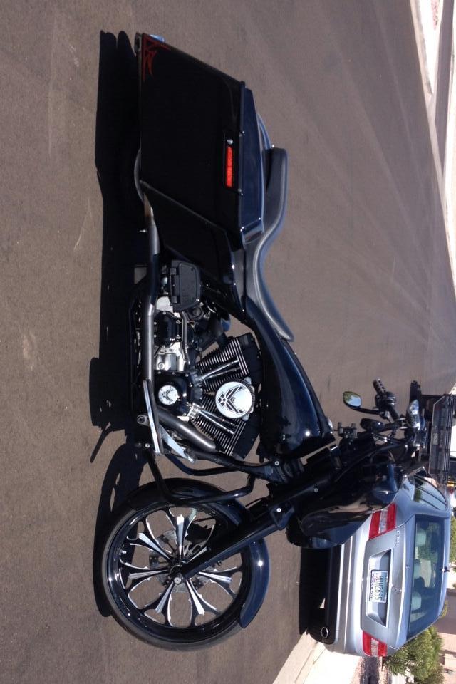 2002 Harley-Davidson ELECTRA GLIDE STANDARD