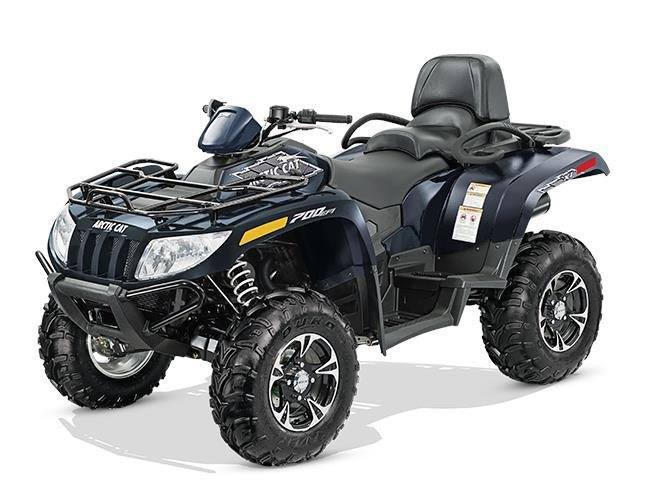 2015 Arctic Cat TRV 700 XT™ EPS