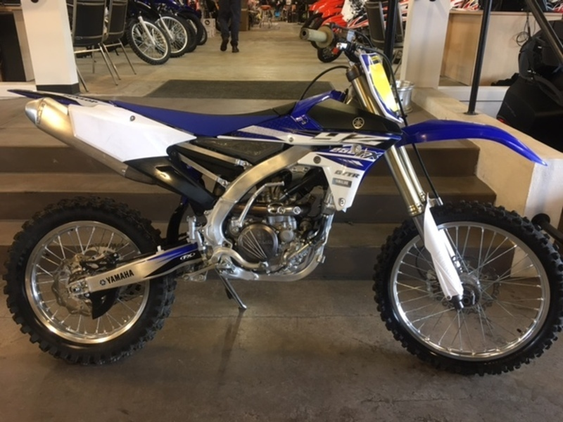 Yamaha yz 250fx motorcycles for sale in washington for Yamaha yz250fx for sale