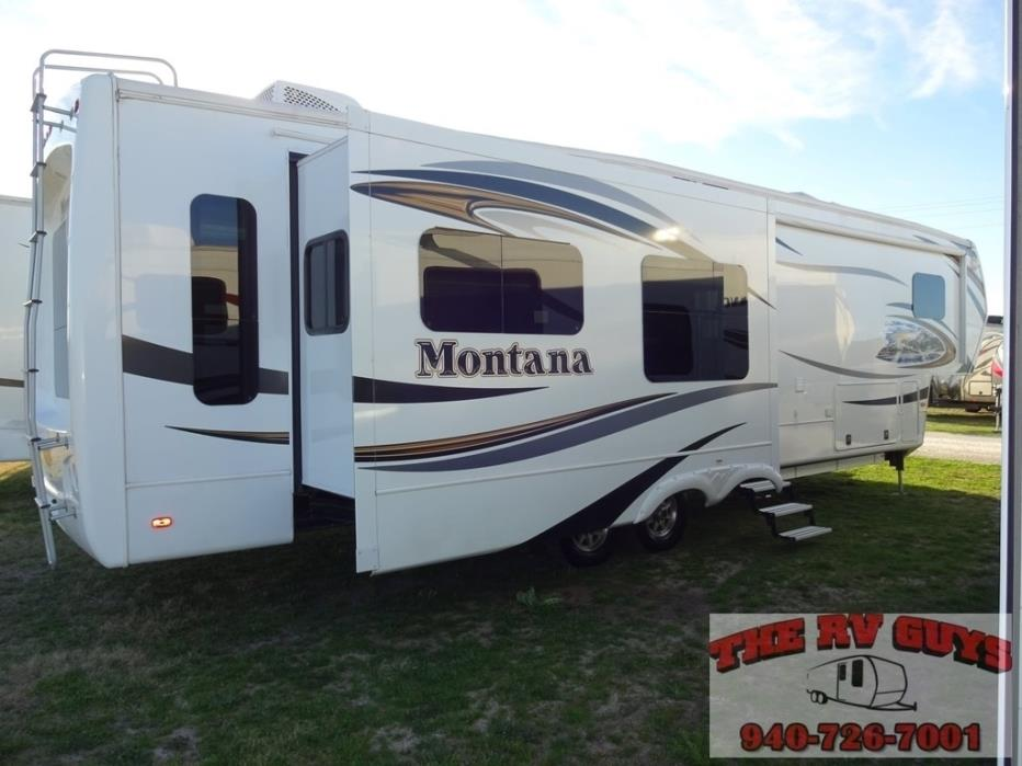 2014 Keystone Montana 3402RL