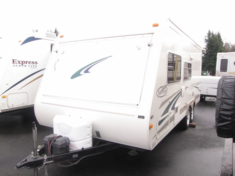 R Vision Trail Cruiser 21rbh RVs For Sale