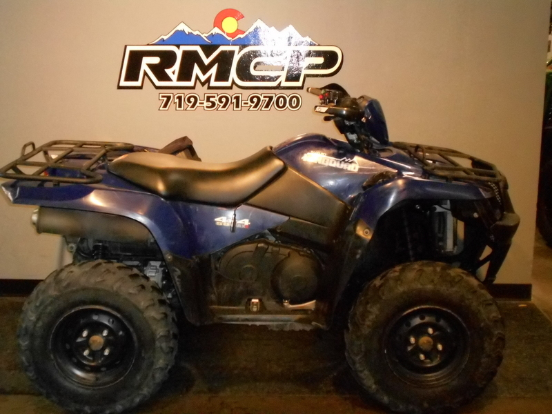 2011 Suzuki KingQuad 500 AXi 4X4 Power Steering