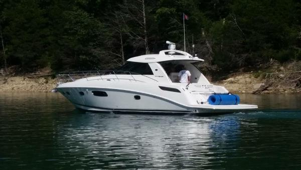 2010 Sea Ray 45 Sundancer