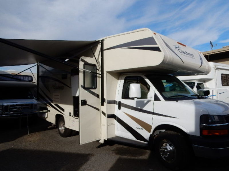 2017 Coachmen Freelander 21RS Chevy