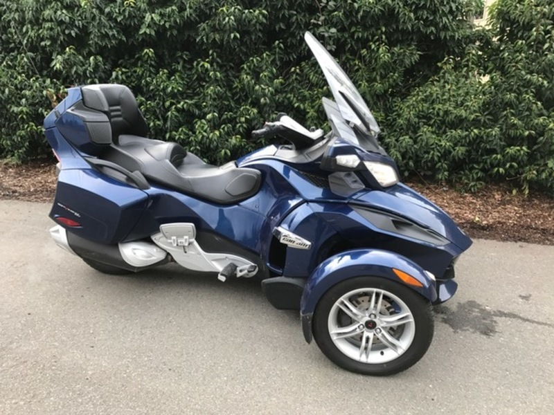 2010 Can-Am Spyder Roadster RT