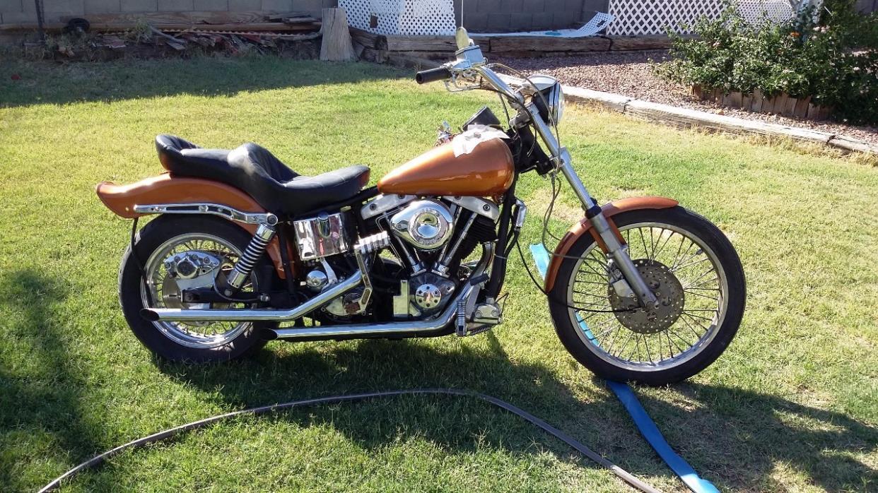 2002 Harley-Davidson SHOVELHEAD