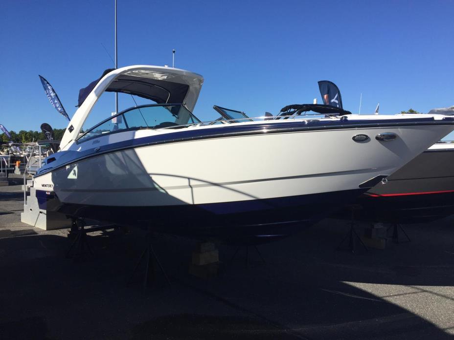 2017 Monterey 298SS
