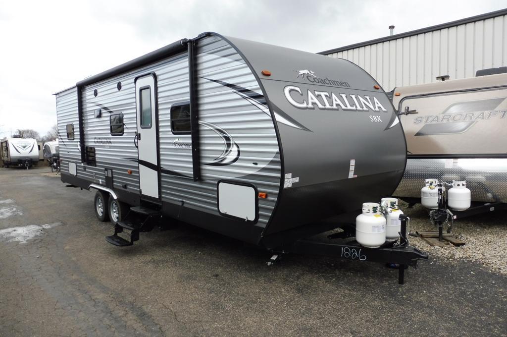 2017 Coachmen Catalina Sbx 261BHS