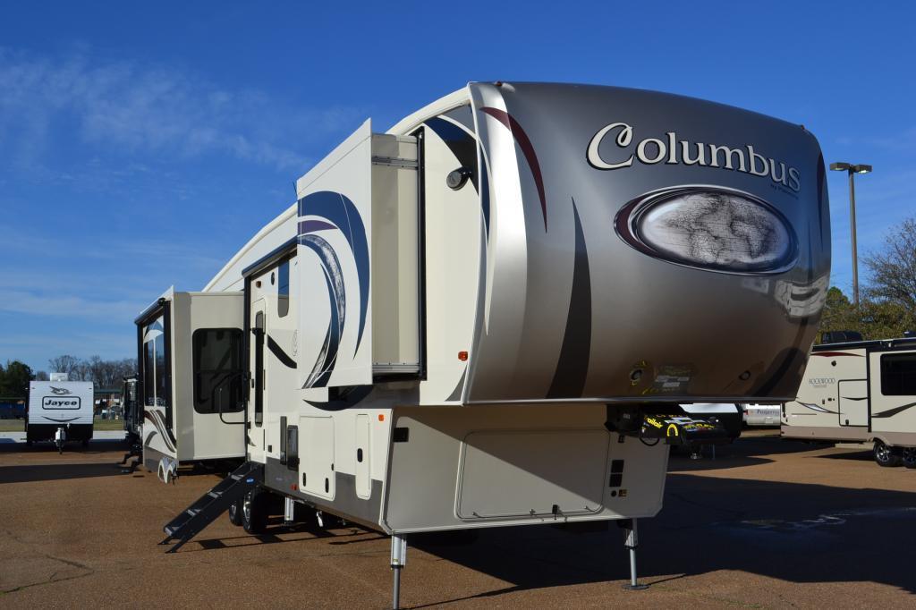 2017 Palomino Columbus 383FB