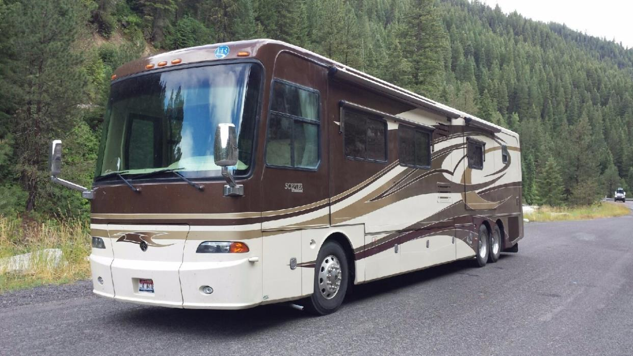 2008 Holiday Rambler SCEPTER 42DSQ