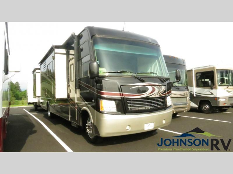 2013 Thor Motor Coach Challenger 37GT