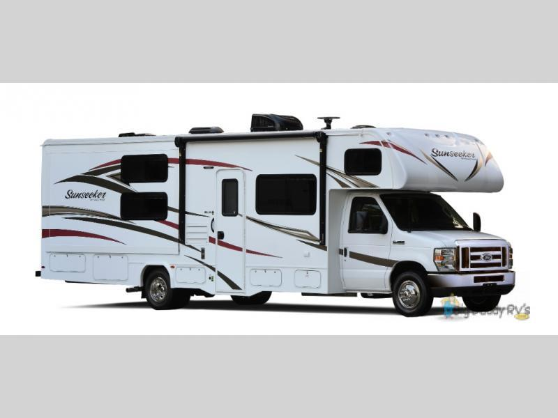 2017 Forest River Rv Sunseeker 3270S Ford
