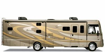 2010 Winnebago Sightseer 35J 2-BdRM Double Slide with Bunks