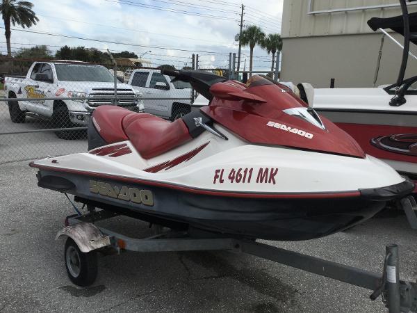 2003 Sea-Doo GTX 4-TEC