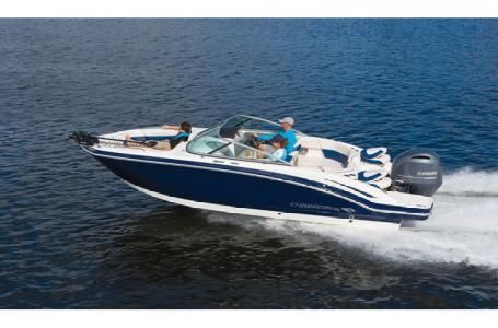 2016 Chaparral 210 Suncoast Ski & Fish