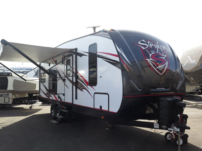 Campers For Sale In Louisiana >> Cruiser Rv Stryker St 2313 RVs for sale