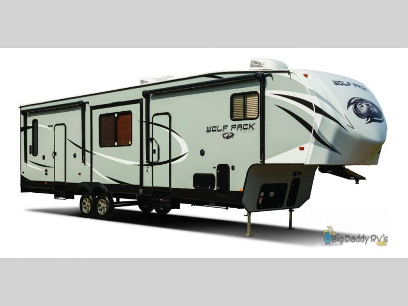 2017 Forest River Rv Cherokee Wolf Pack 285PACK13