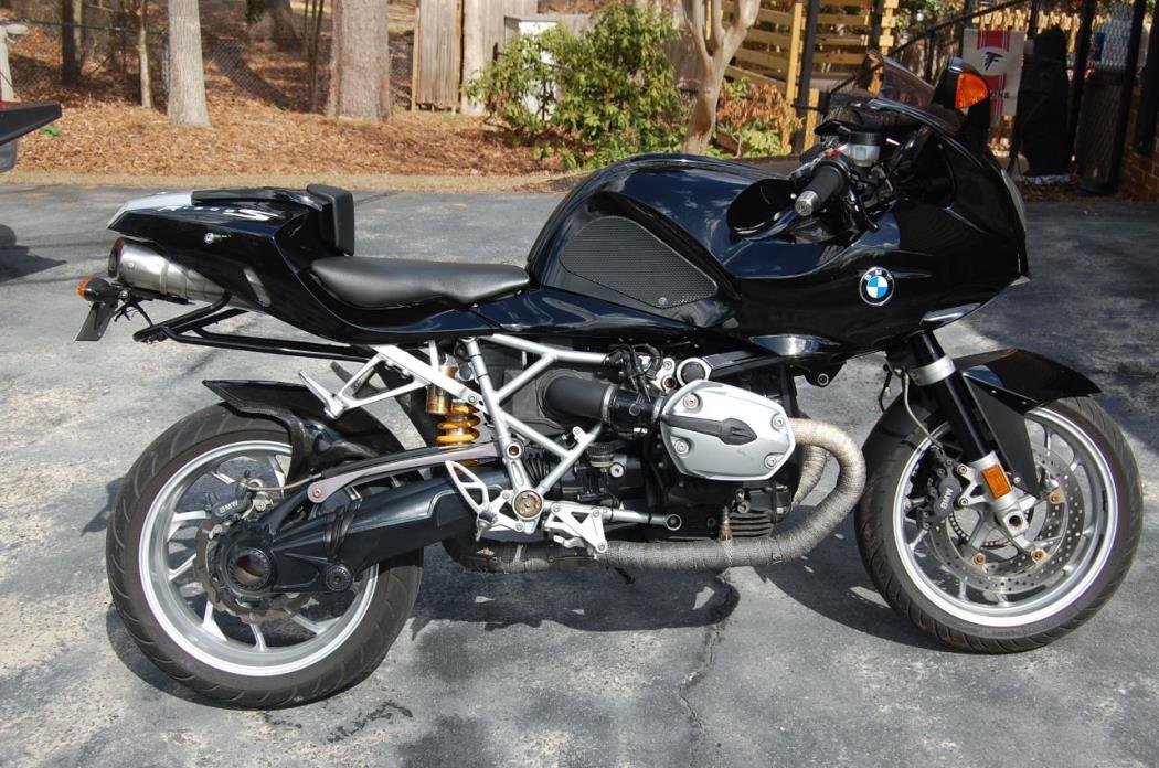 2007 BMW R 1200 S