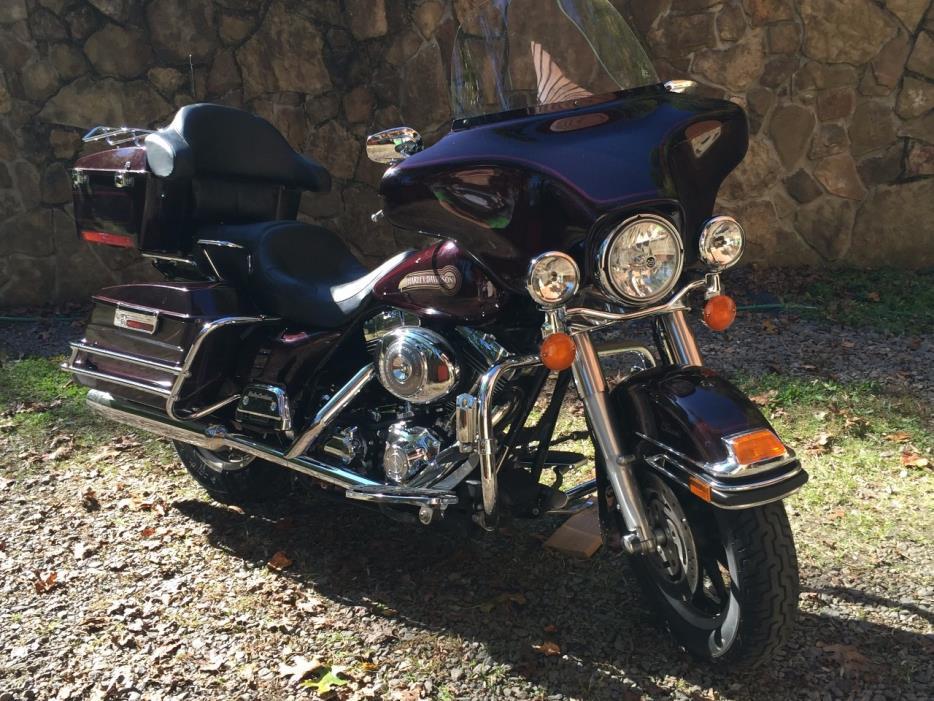 2005 Harley-Davidson ELECTRA GLIDE CLASSIC