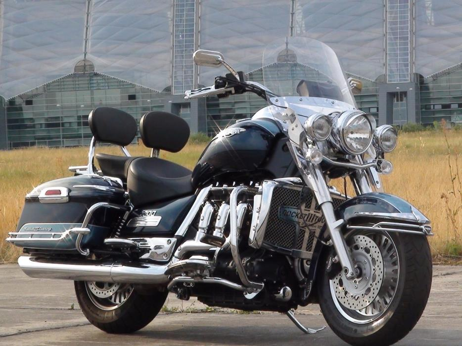 2011 Triumph ROCKET III TOURING ABS