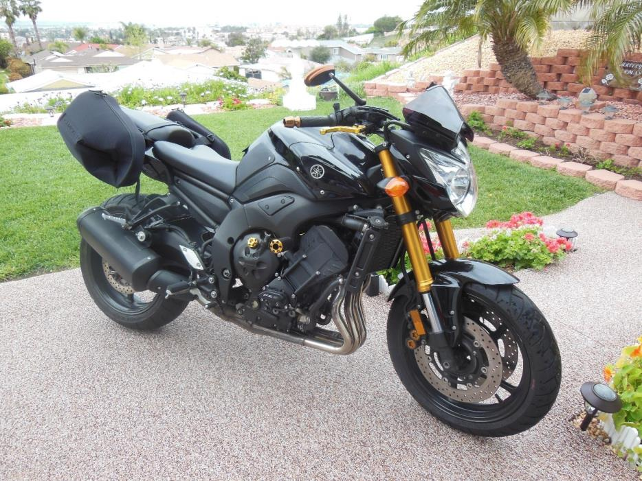 Yamaha fz8 motorcycles for sale in california for Yamaha fz8 for sale
