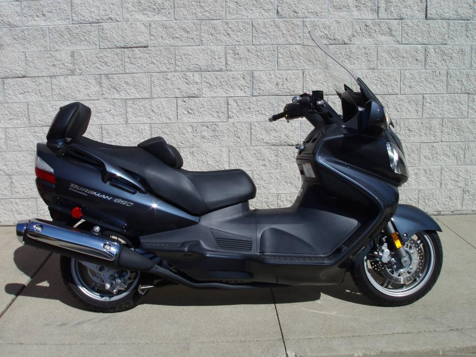suzuki burgman 650 motorcycles for sale in monroe michigan. Black Bedroom Furniture Sets. Home Design Ideas
