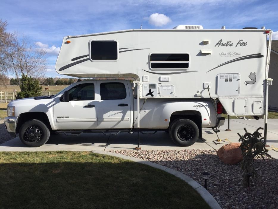 Truck And Camper Combo For Sale Oregon Autos Post