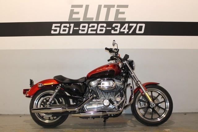 2013 Harley-Davidson XL883L Sportster