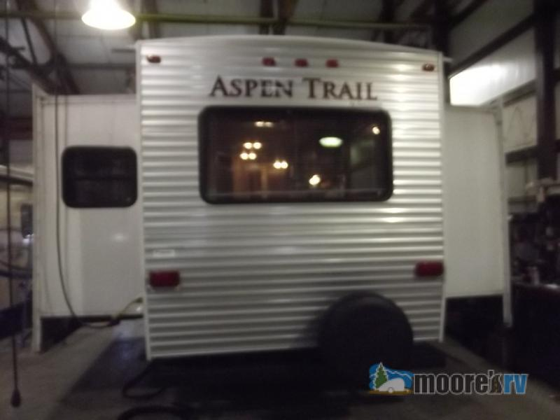 2012 Dutchmen Rv Aspen Trail 3120RLDS