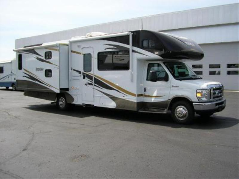 2011 Itasca IMPULSE SILVER 31JP