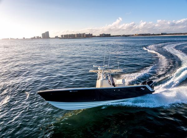 2011 Sea Vee 32 Open