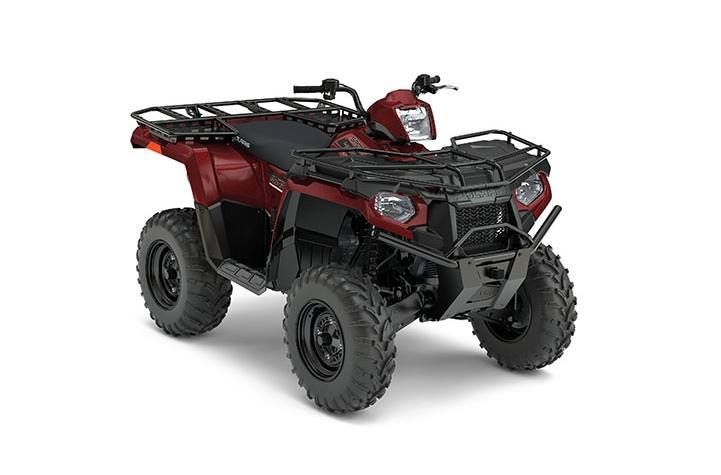 2017 Polaris SPORTSMAN 450 HO UTI