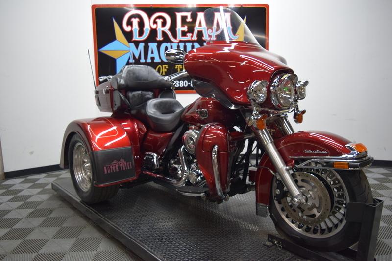 Harley Davidson Flhtcu Electra Glide Ultra Classic Trike Motorcycles
