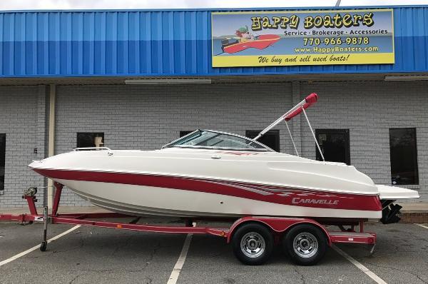 2005 Caravelle 218 Deck Boat