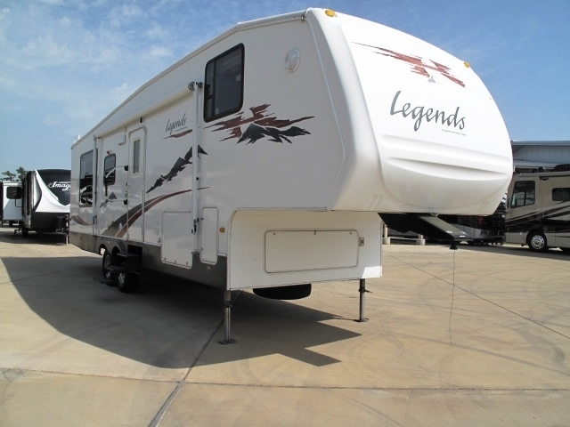 2007 Pilgrim International LEGENDS 32re2slf-5e