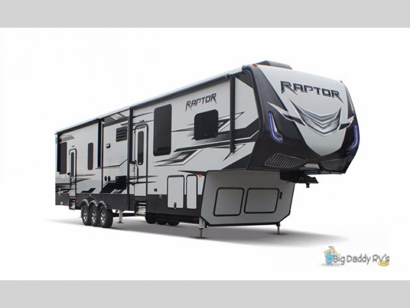 2017 Keystone Rv Raptor 362TS
