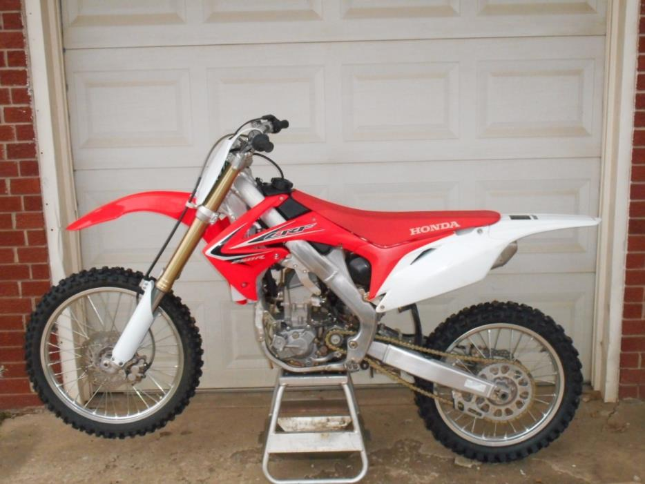 2012 Honda Crf250r Vehicles For Sale