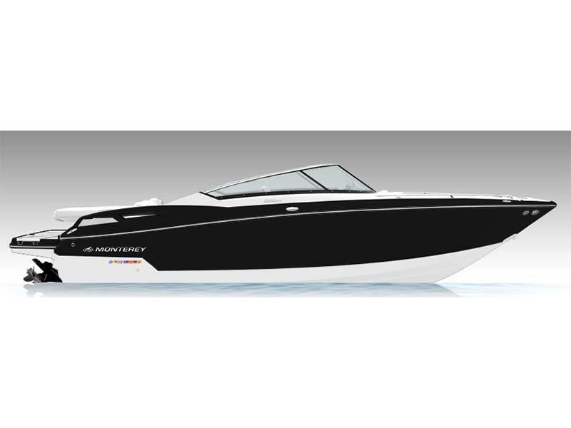 2016 Monterey 298SS