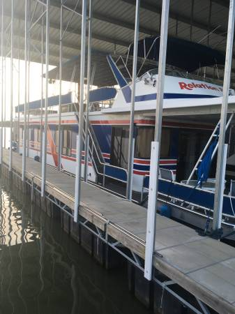 1994 Somerset houseboat