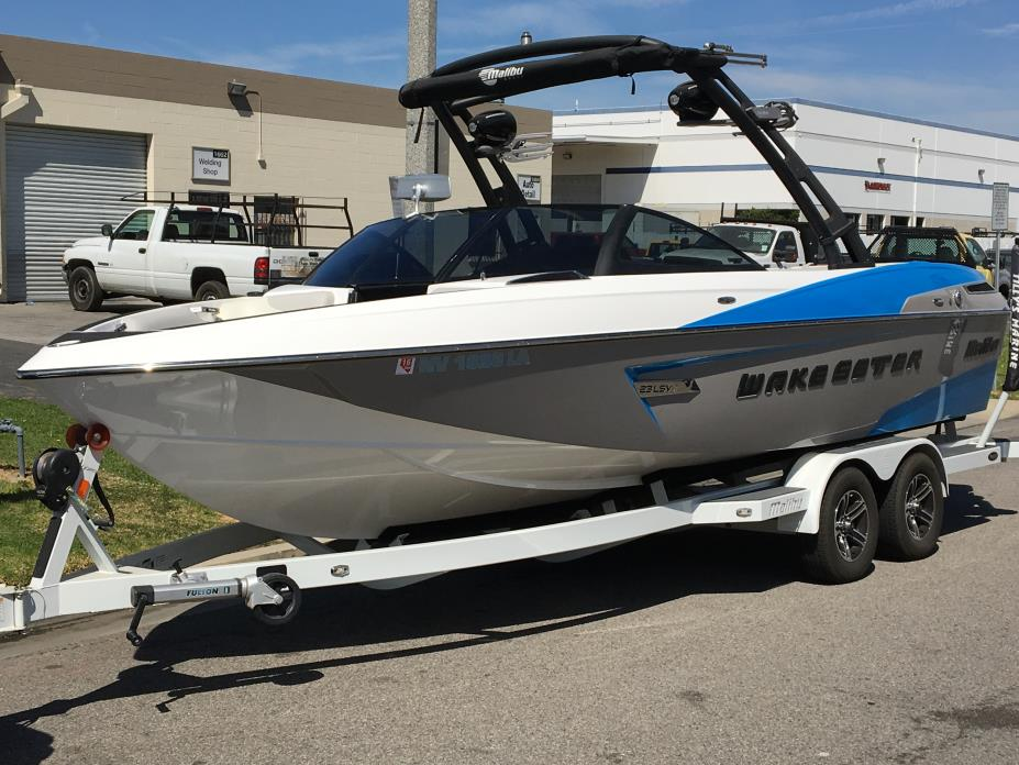 Malibu Wakesetter 23 Lsv Boats For Sale In California
