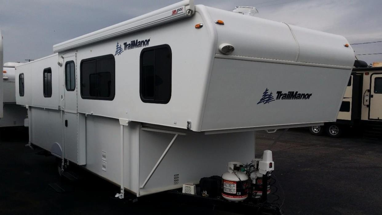 2014 Trailmanor 3124KB