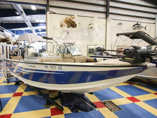 2010 Smoker Craft 172 Ultima