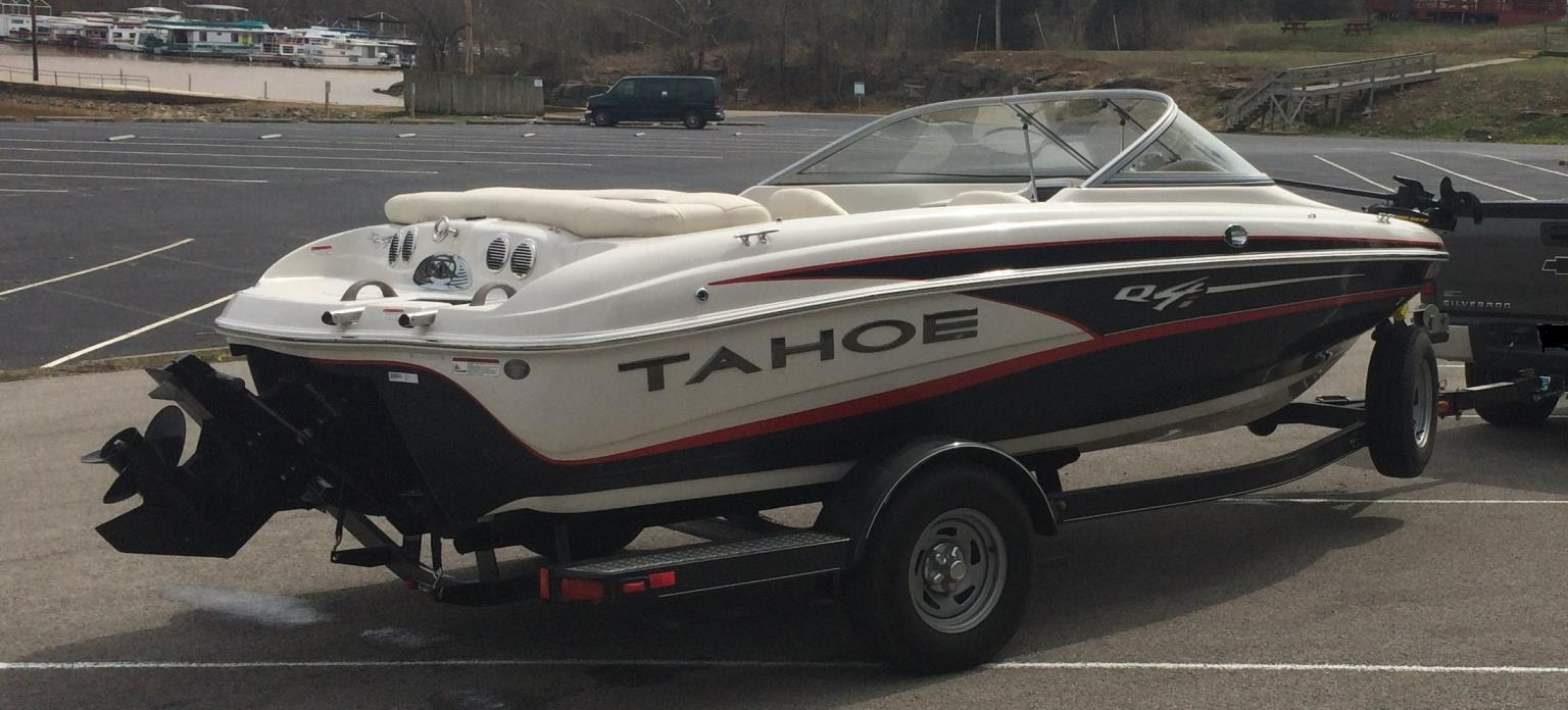 tahoe q4 ski and fish boats for sale. Black Bedroom Furniture Sets. Home Design Ideas