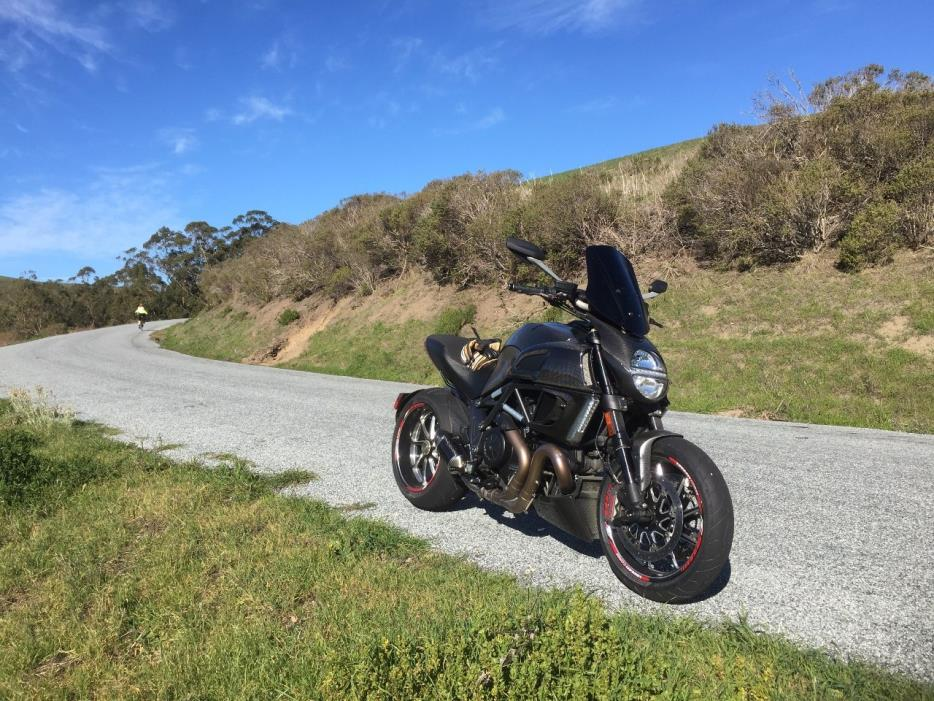 Ducati Diavel Kbb