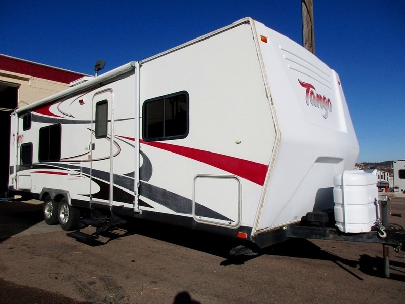 2007 Pacific Coachworks Tango 299BHS