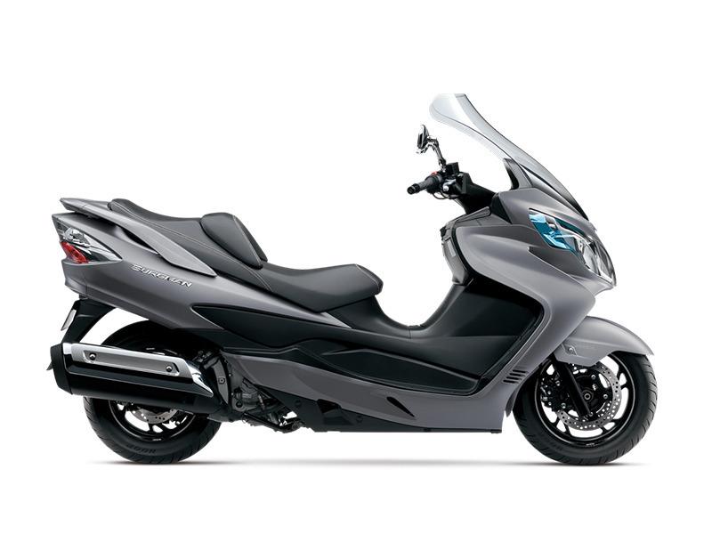 2016 Suzuki Burgman 400 ABS