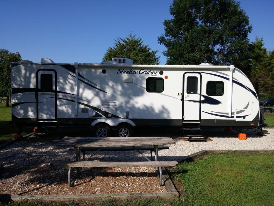 2013 Cruiser Rv Corp SHADOW CRUISER 290DBS
